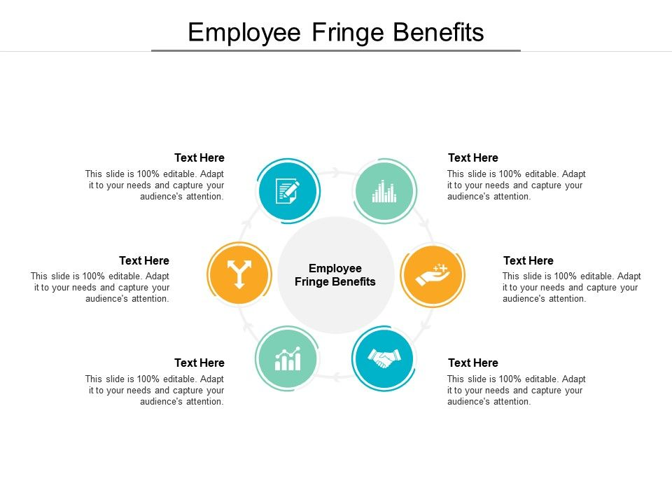 Employee Fringe Benefits Ppt Powerpoint Presentation Layouts Guidelines Cpb