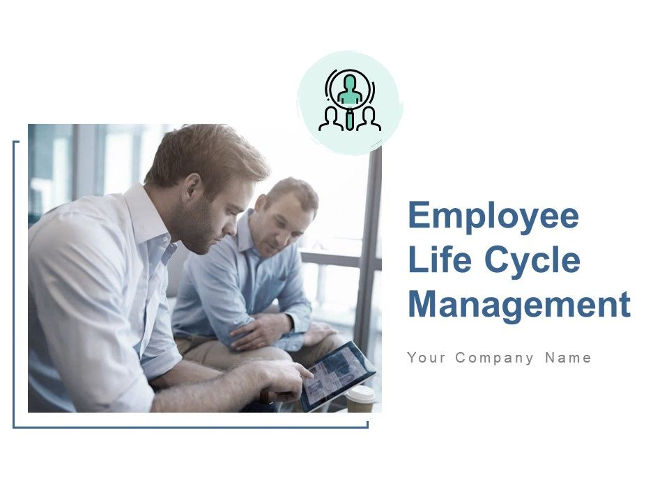 Employee Life Cycle Management Powerpoint Presentation Slides