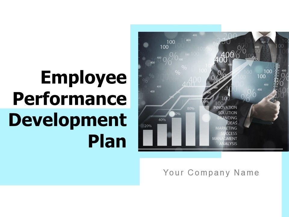 Employee Performance Development Plan Powerpoint Presentation Slides
