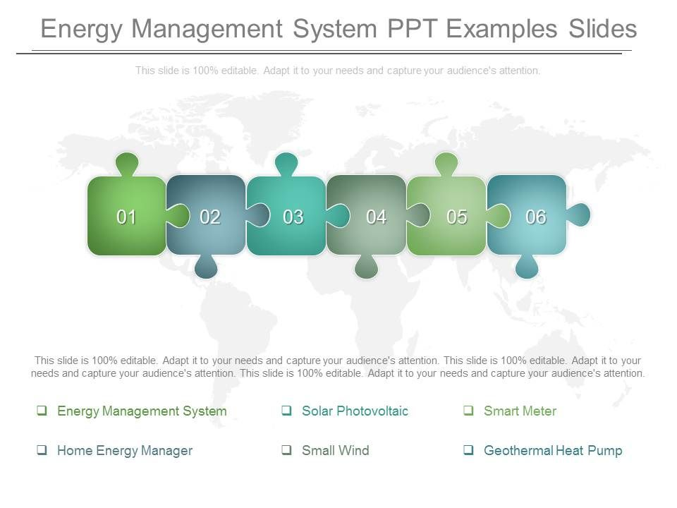 Energy management powerpoint template free business powerpoint.