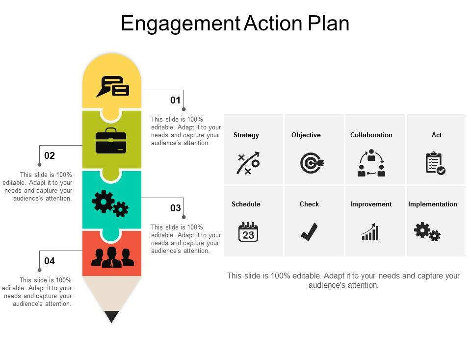 engagement action plan powerpoint templates backgrounds template