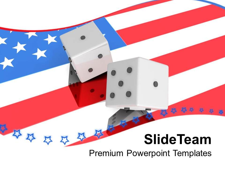 Enjoy And Play Game In Usa Powerpoint Templates Ppt Themes And