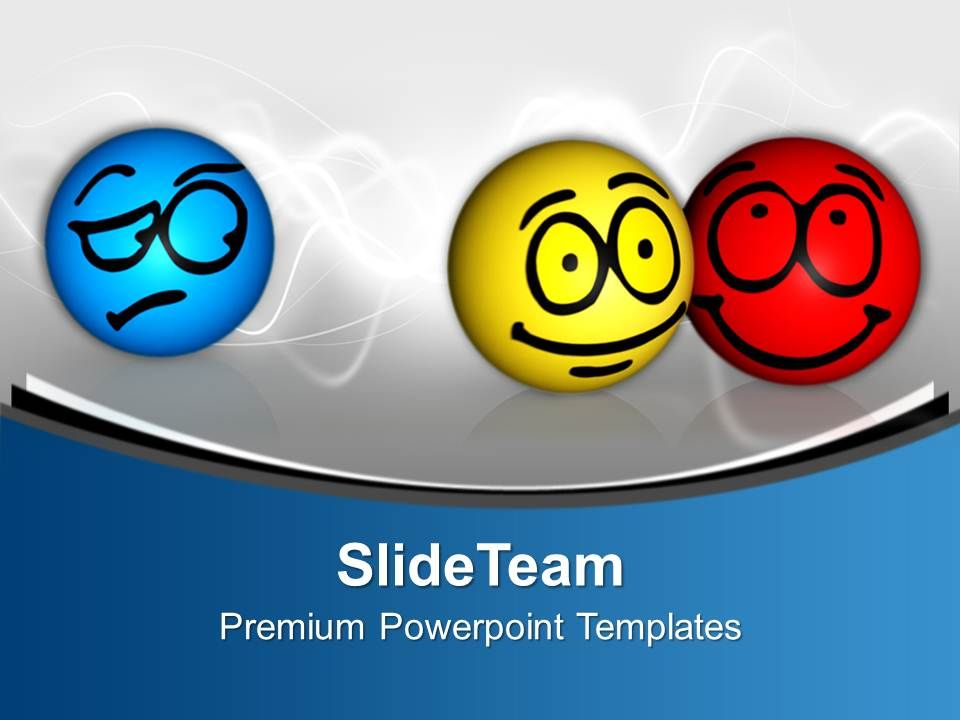 envy isolated different emotions on face powerpoint templates ppt