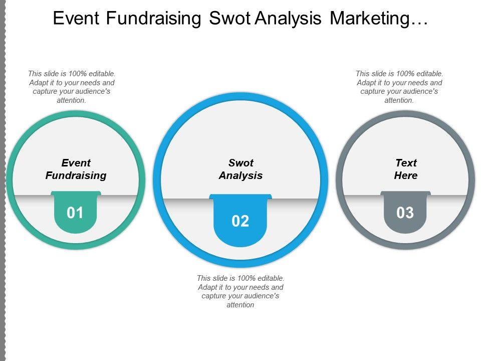 event_fundraising_swot_analysis_marketing_techniques_conflict_management_cpb_Slide01