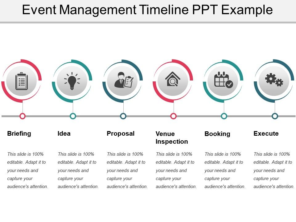 Event management timeline ppt example powerpoint presentation eventmanagementtimelinepptexampleslide01 eventmanagementtimelinepptexampleslide02 eventmanagementtimelinepptexampleslide03 toneelgroepblik Choice Image