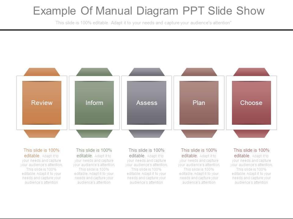 Lucidchart Diagrams For Slides Manual Guide