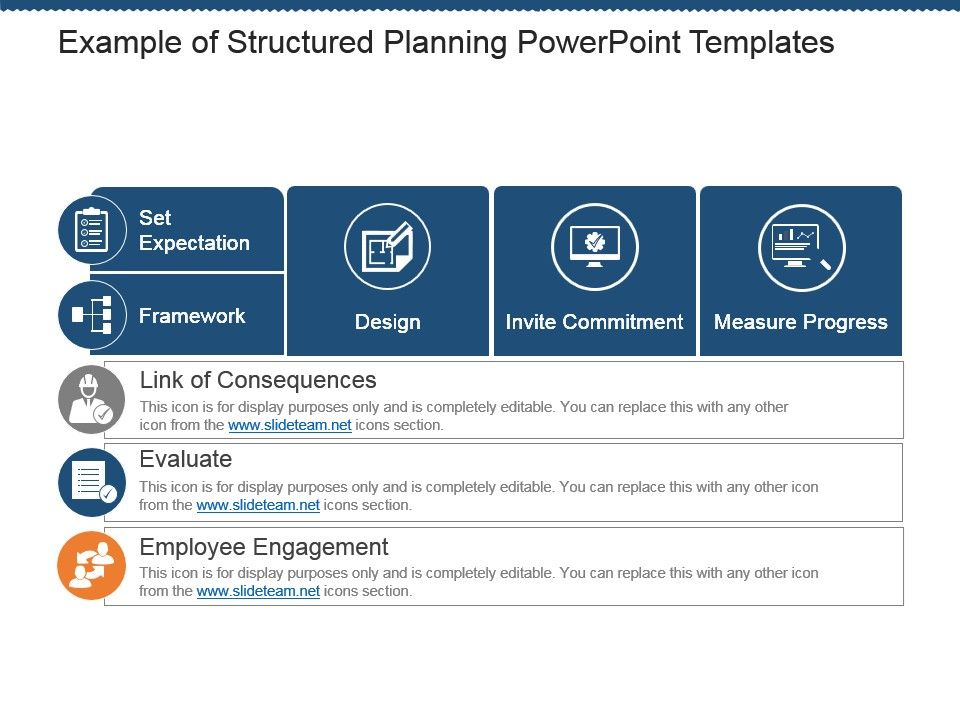 Example Of Structured Planning Powerpoint Templates Powerpoint