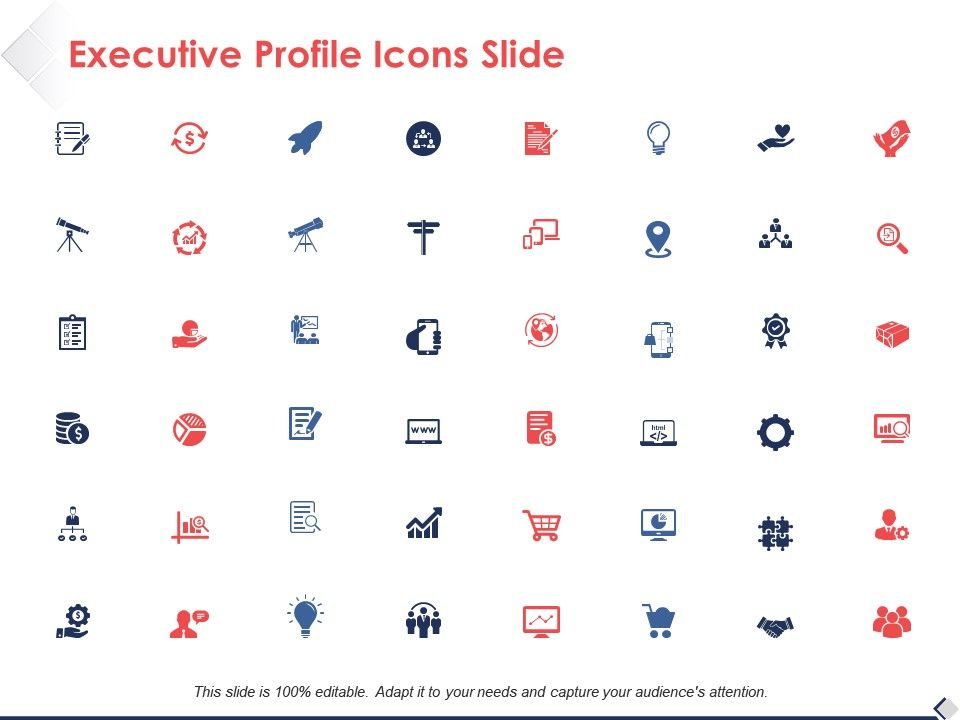 executive_profile_icons_slide_strategy_ppt_powerpoint_presentation_file_tips_Slide01