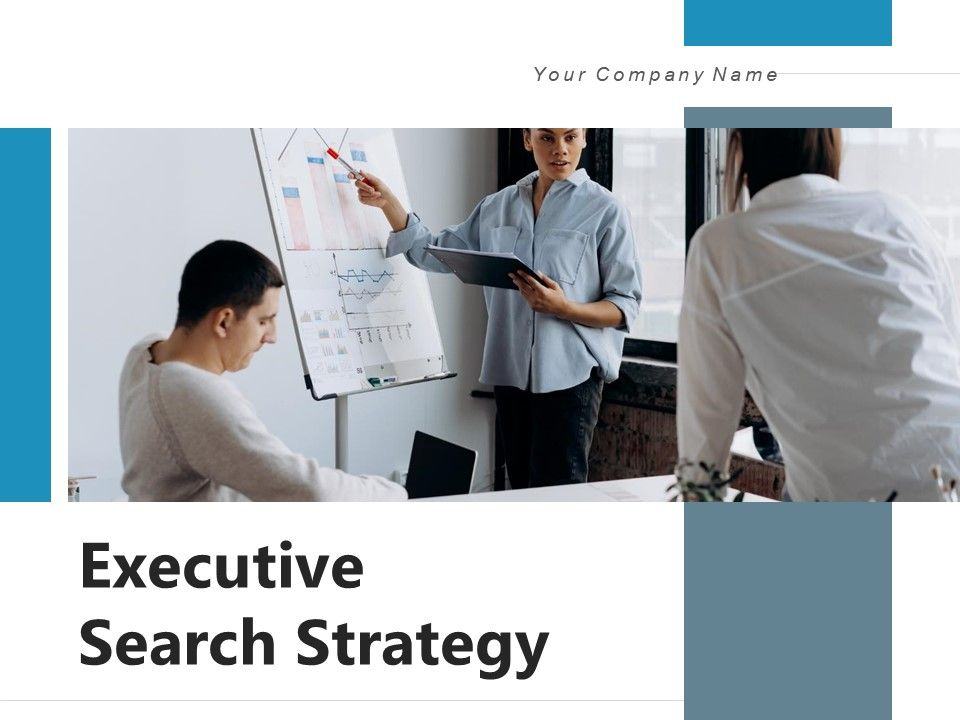 Executive Search Strategy Department Marketing Recruitment Business Resources
