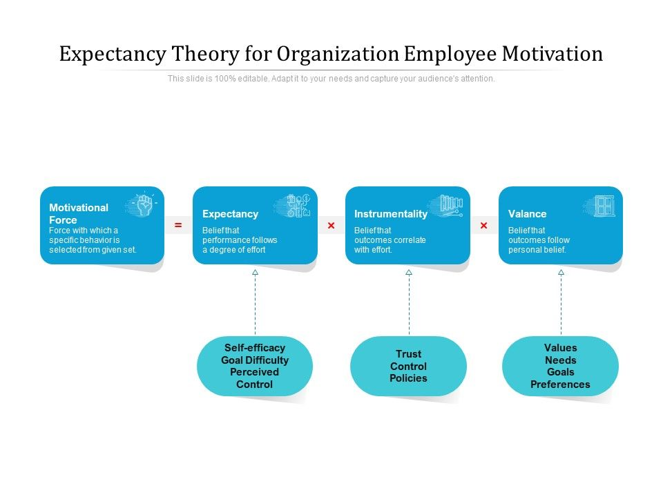 Expectancy Theory For Organization Employee Motivation