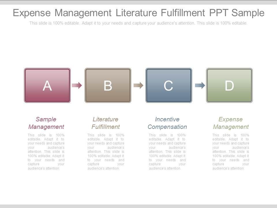 expense_management_literature_fulfillment_ppt_sample_Slide01