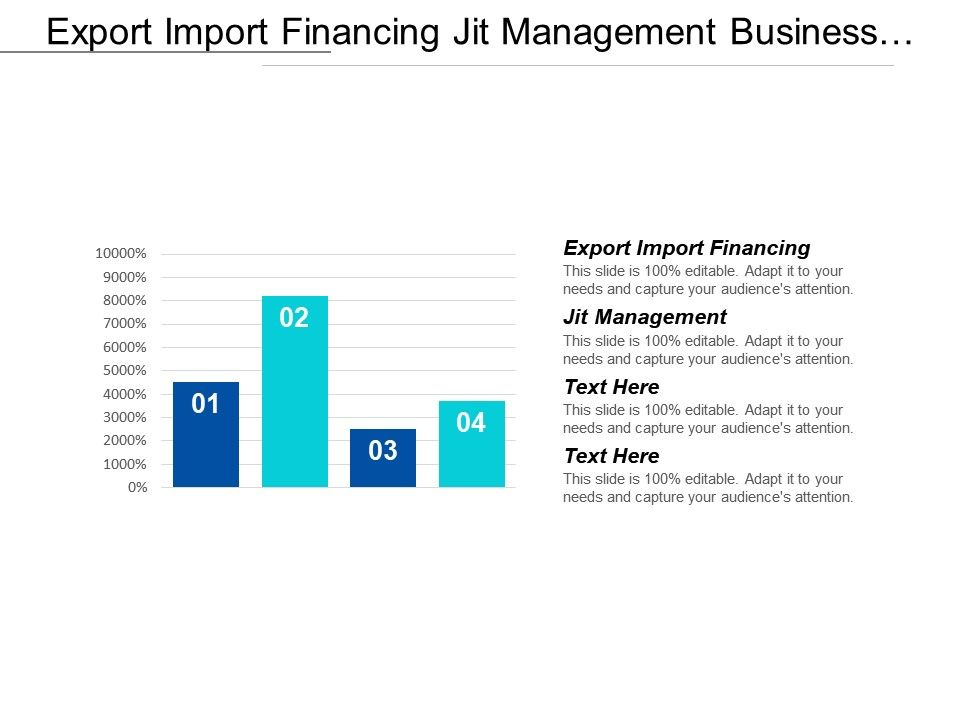 export_import_financing_jit_management_business_project_management_cpb_Slide01