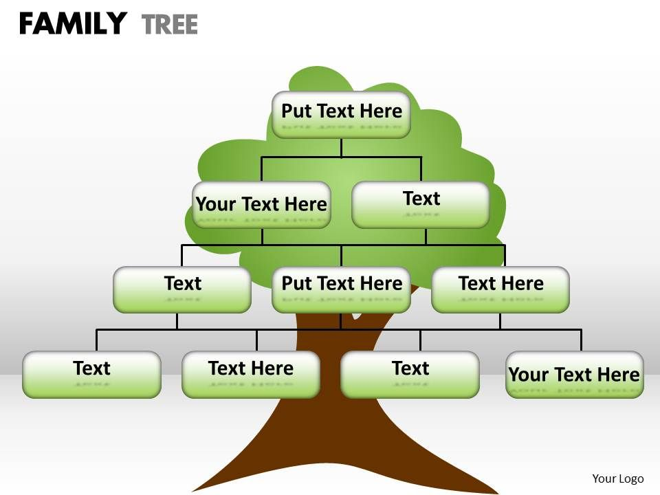 family tree powerpoint template - gse.bookbinder.co, Modern powerpoint