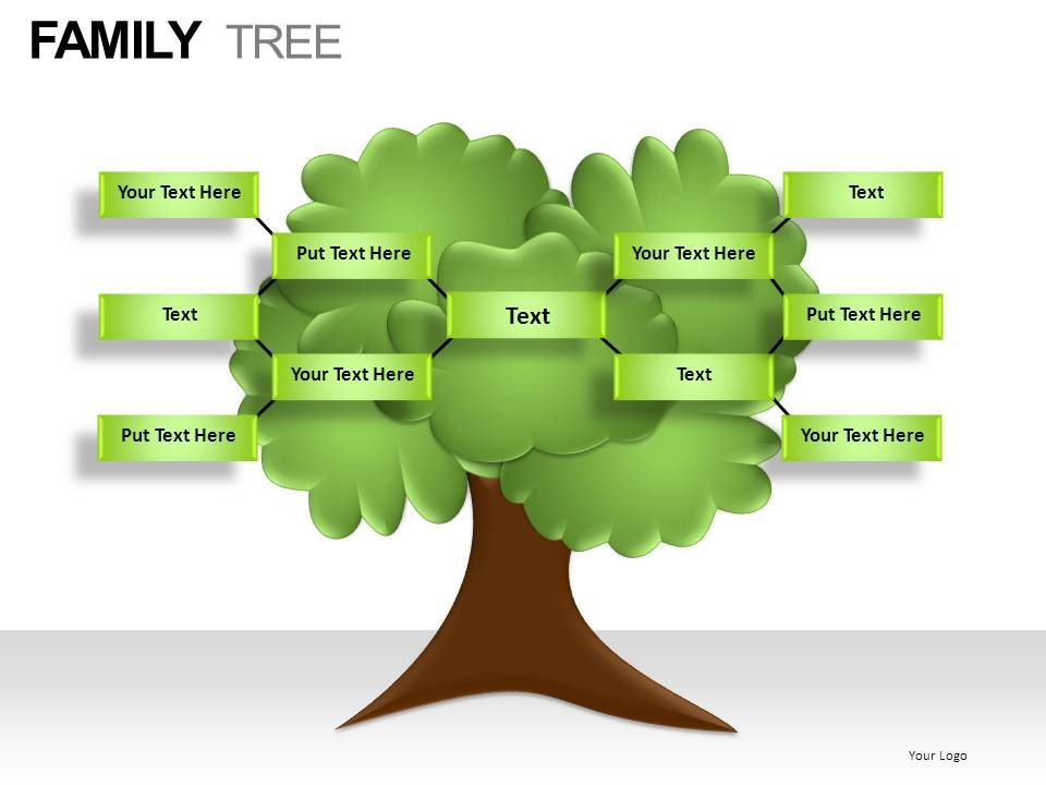 Family Tree Powerpoint Presentation Slides Powerpoint