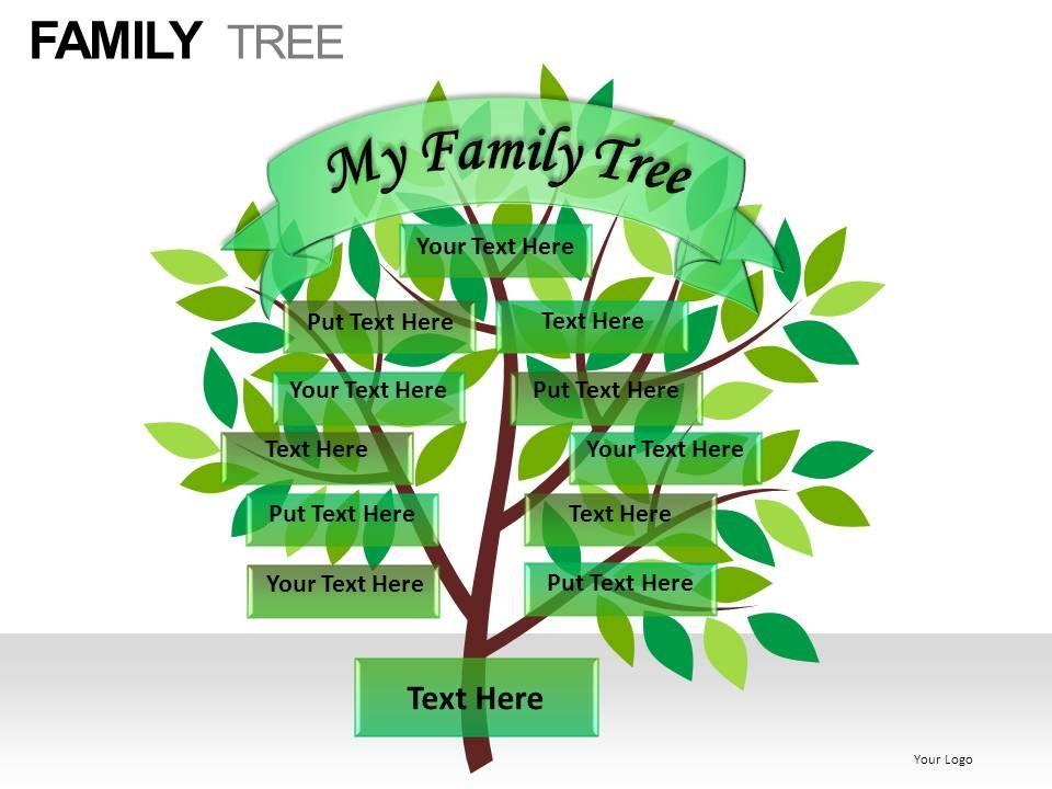 Family Tree Powerpoint Presentation Slides Slide09