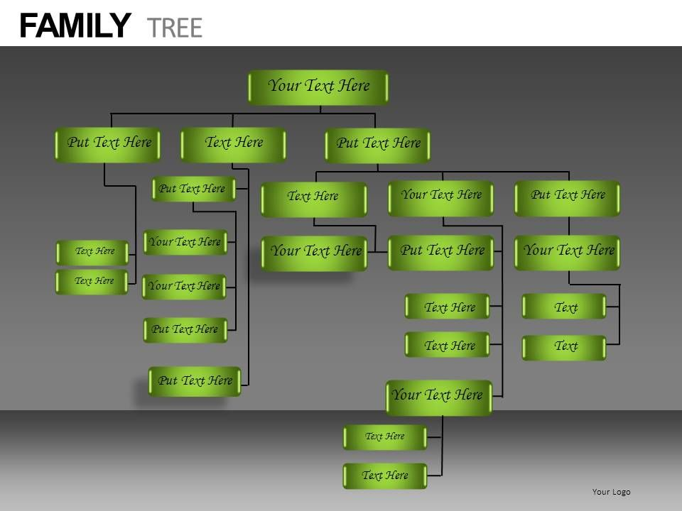 Family Tree Powerpoint Presentation Slides Db Presentation