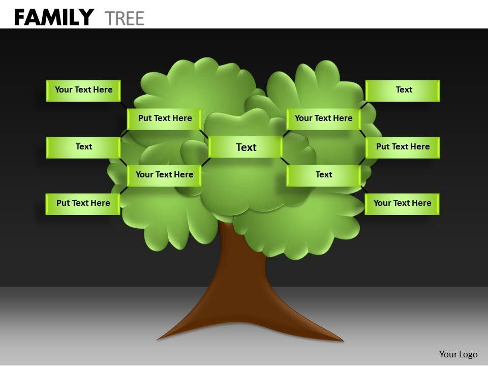 Family Tree Ppt Template Bellacoola