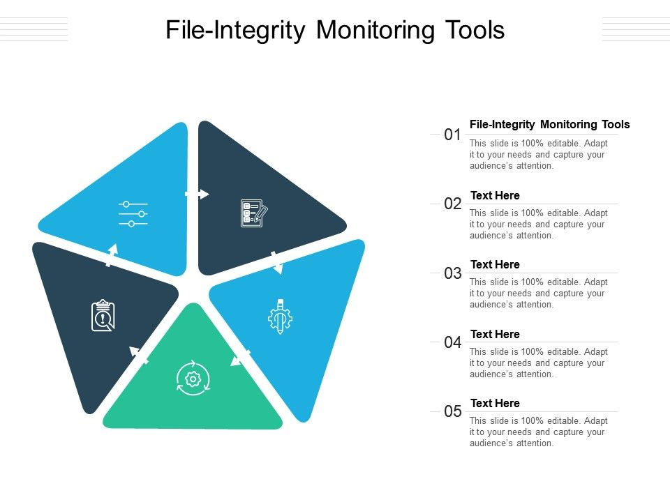 File Integrity Monitoring Tools Ppt Powerpoint Presentation Professional Graphic Tips Cpb