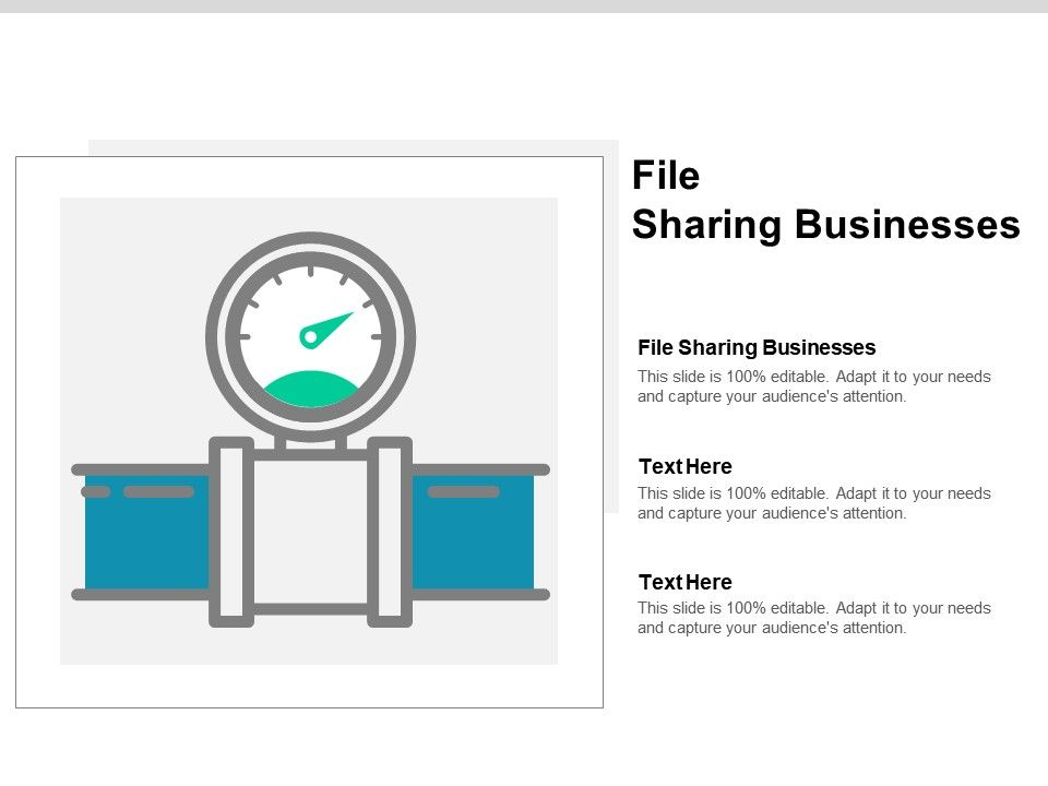 File Sharing Businesses Ppt Powerpoint Presentation File