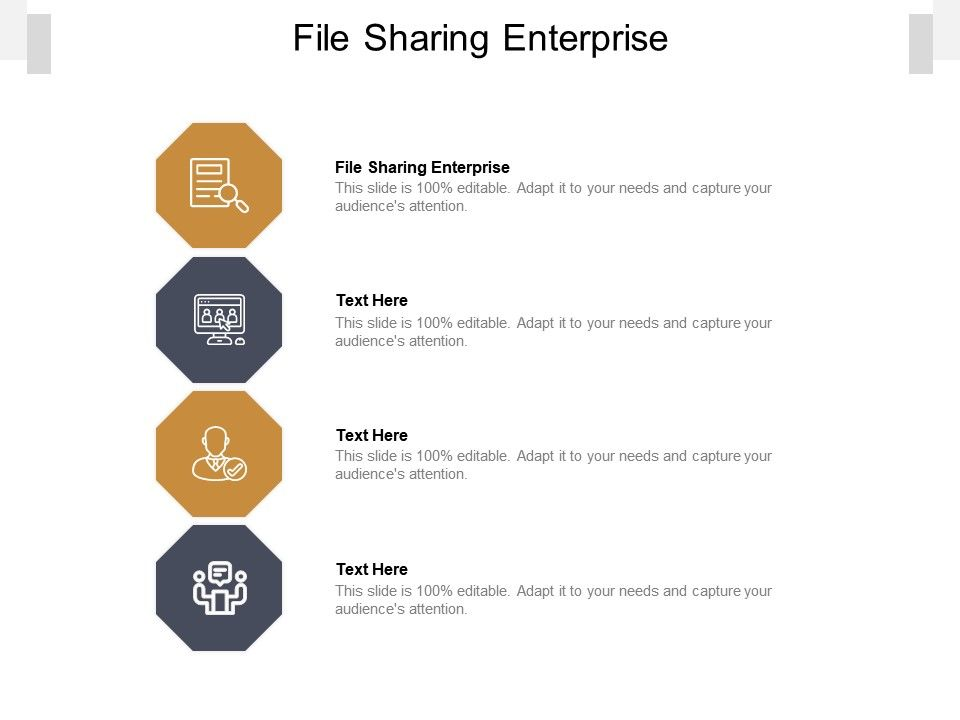 File Sharing Enterprise Ppt Powerpoint Presentation Outline Maker Cpb