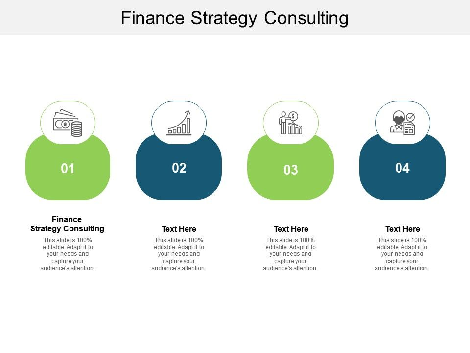 Finance Strategy Consulting Ppt Powerpoint Icon Design Templates Cpb