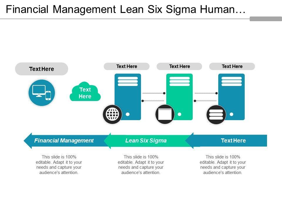 financial_management_lean_six_sigma_human_capital_management_system_cpb_slide01
