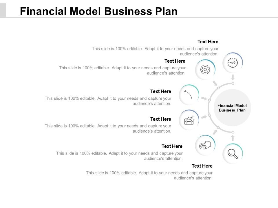 Financial Model Business Plan Ppt Powerpoint Presentation Slides Files Cpb