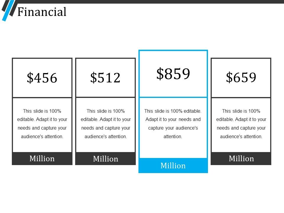 Financial Presentation Ideas Powerpoint Templates
