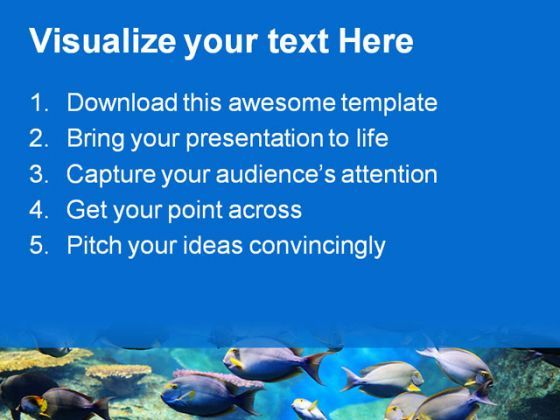 Fishes inside sea animals powerpoint templates and powerpoint fishes inside sea animals powerpoint templates and powerpoint backgrounds 0111 presentation themes and graphics slide02 toneelgroepblik Gallery
