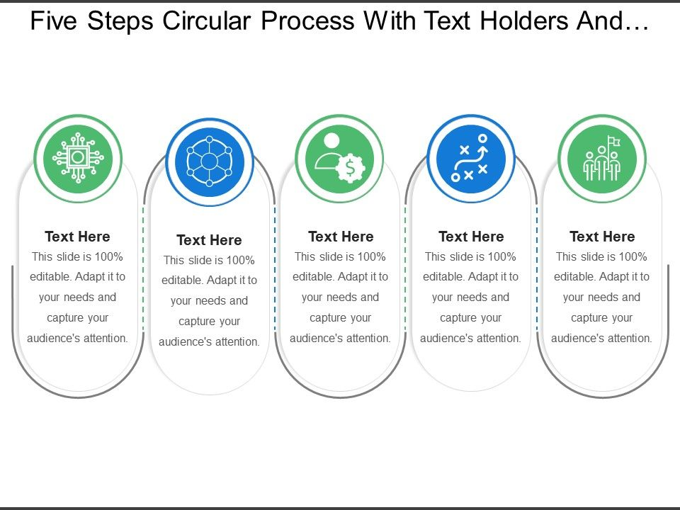 five_steps_circular_process_with_text_holders_and_icons_1_Slide01