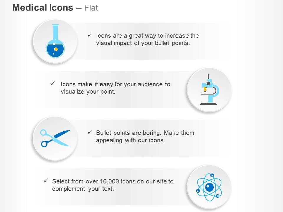flask_telescope_scissor_nuclear_configuration_ppt_icons_graphics_Slide01