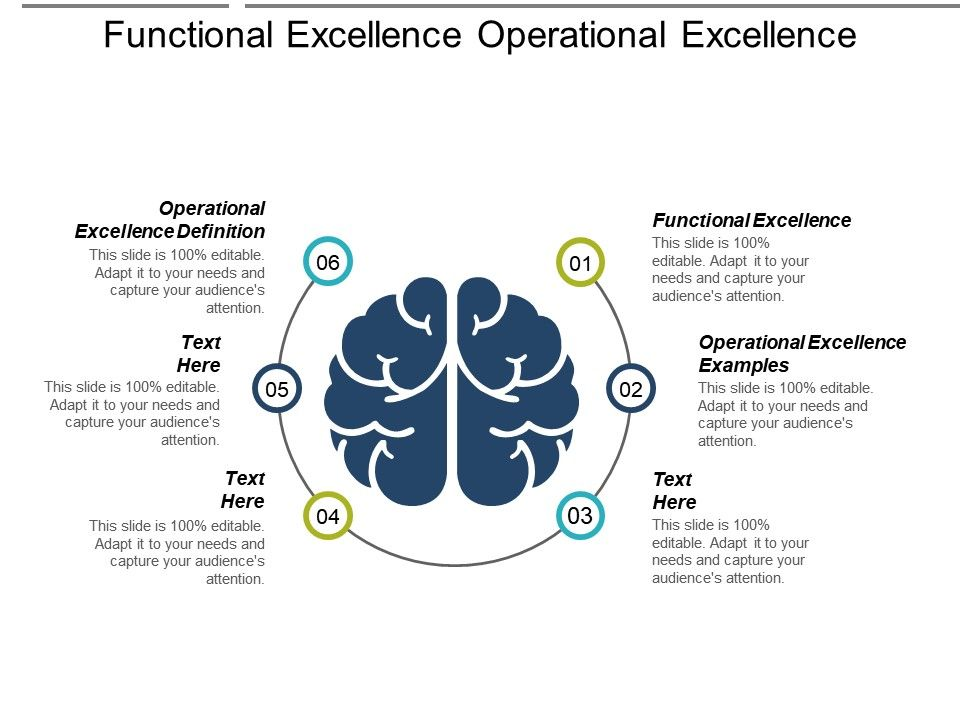 functional_excellence_operational_excellence_definition_operational_excellence_examples_cpb_Slide01