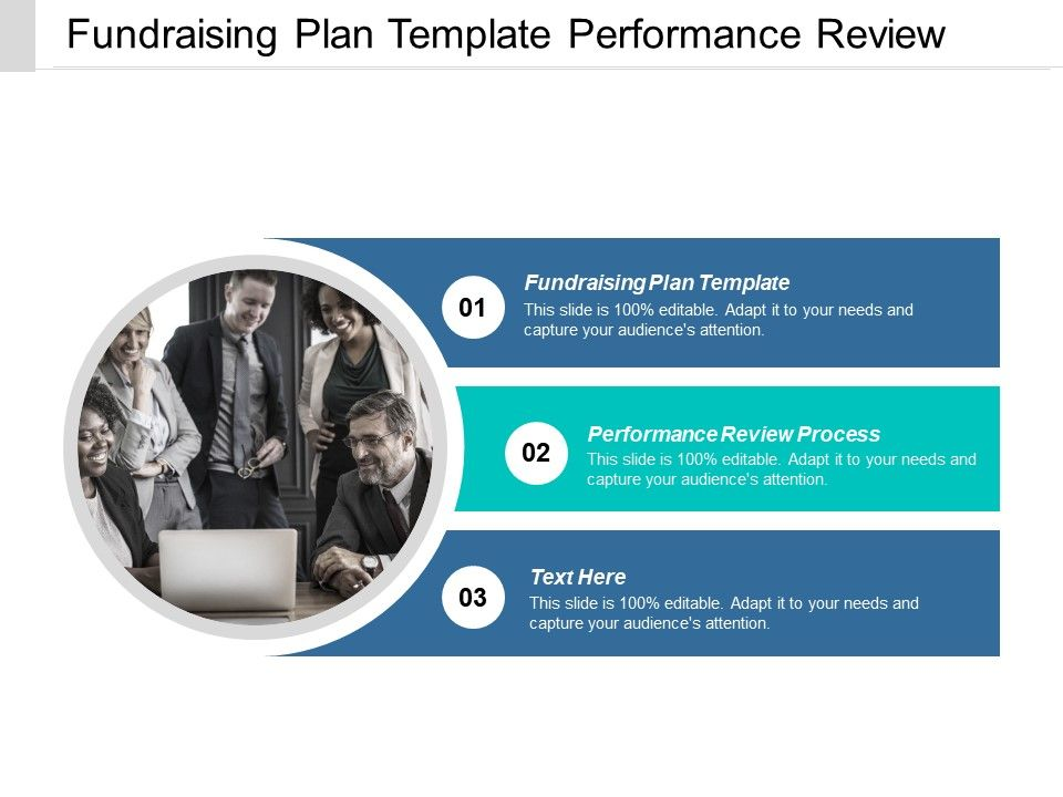 fundraising_plan_template_performance_review_process_acquisitions_plan_cpb_Slide01