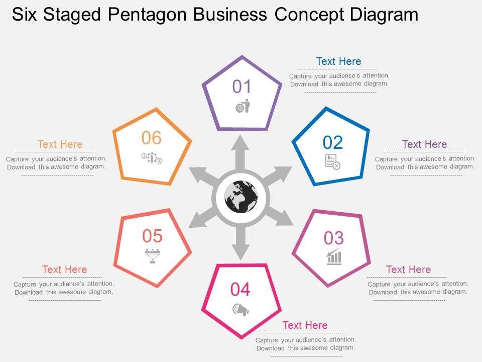 Fy six staged pentagon business concept diagram flat powerpoint fysixstagedpentagonbusinessconceptdiagramflatpowerpointdesignslide01 maxwellsz