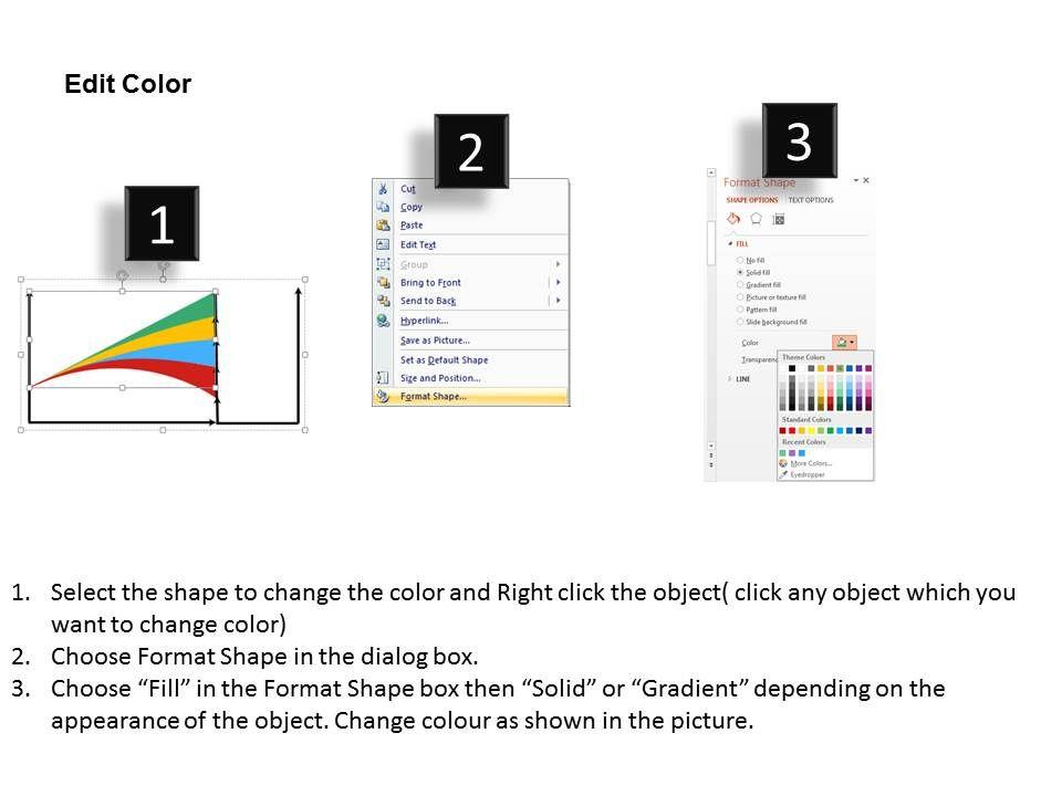 gap analysis powerpoint presentation slide template | powerpoint, Modern powerpoint