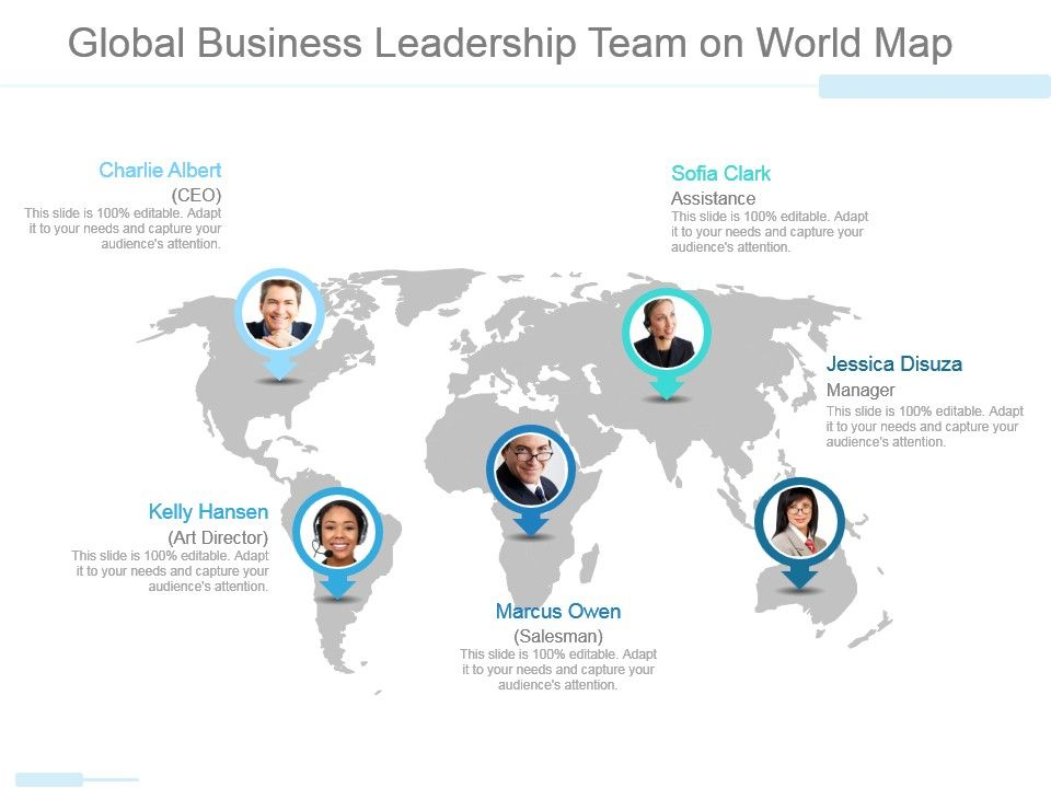 Global business leadership team on world map powerpoint slide themes globalbusinessleadershipteamonworldmappowerpointslidethemesslide01 globalbusinessleadershipteamonworldmappowerpointslidethemesslide02 gumiabroncs Gallery