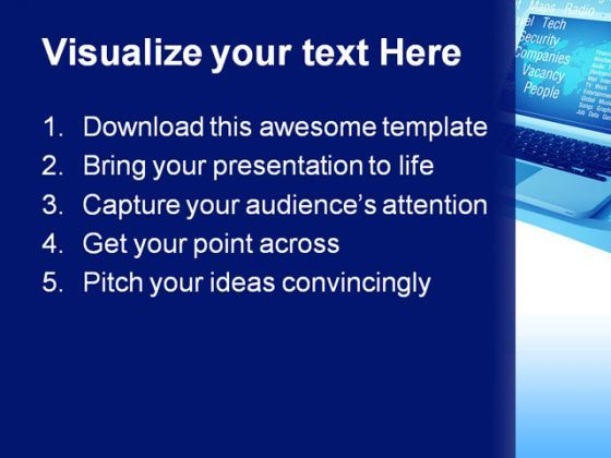free powerpoint templates technology
