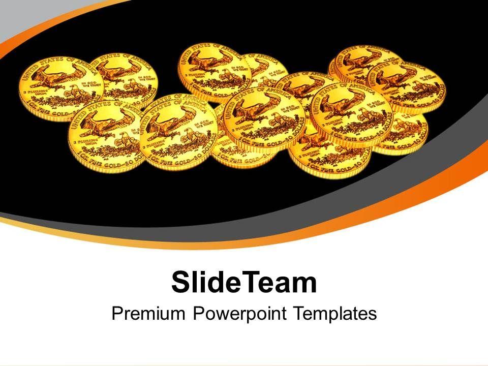 Gold coins scattered on black background powerpoint templates ppt goldcoinsscatteredonblackbackgroundpowerpointtemplatespptthemesandgraphics0213slide01 toneelgroepblik Gallery