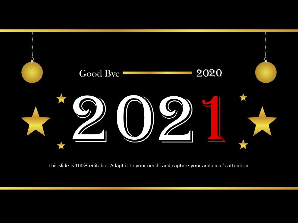 Goodbye 2020 welcome 2020 image
