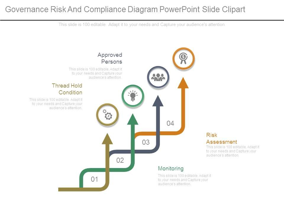 governance_risk_and_compliance_diagram_powerpoint_slide_clipart_Slide01