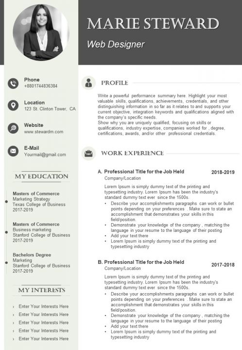 Graphic Designer Cv Example Template Templates Powerpoint Presentation Slides Template Ppt Slides Presentation Graphics,Front Hand Full Hand Easy Simple Mehndi Designs For Kids