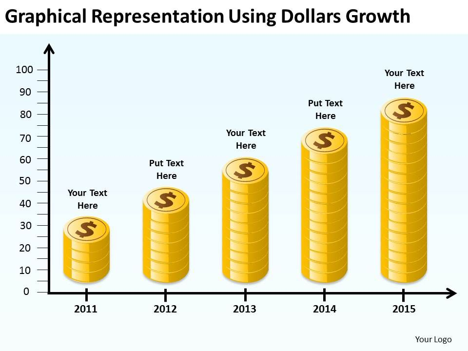 graphical_representation_using_dollars_growth_ppt_powerpoint_slides_Slide01