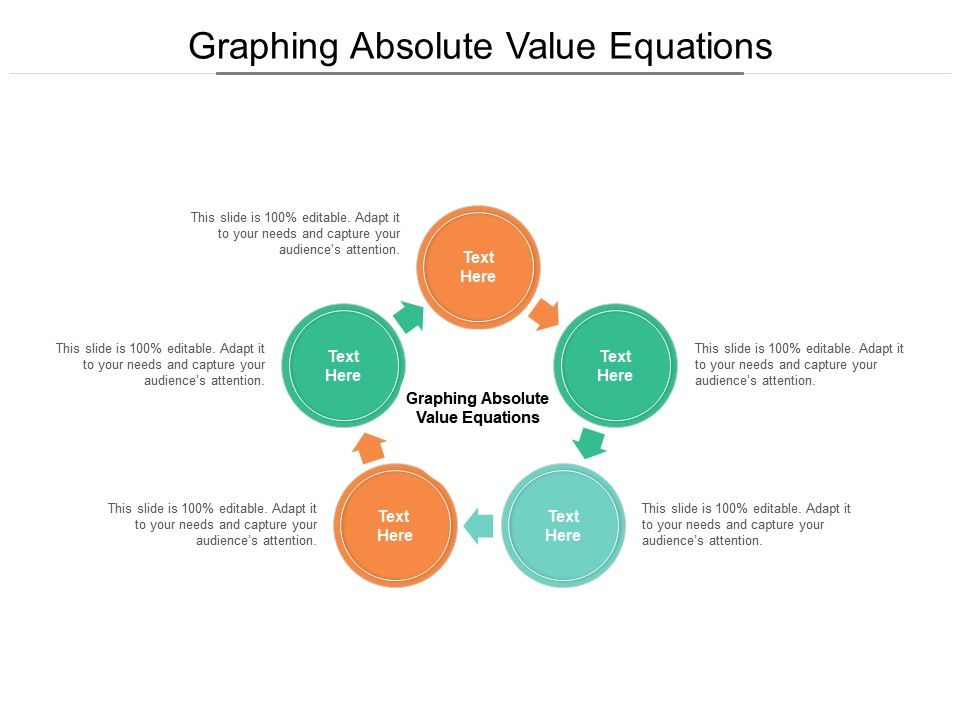 Graphing Absolute Value Equations Ppt Powerpoint Presentation Summary Show Cpb