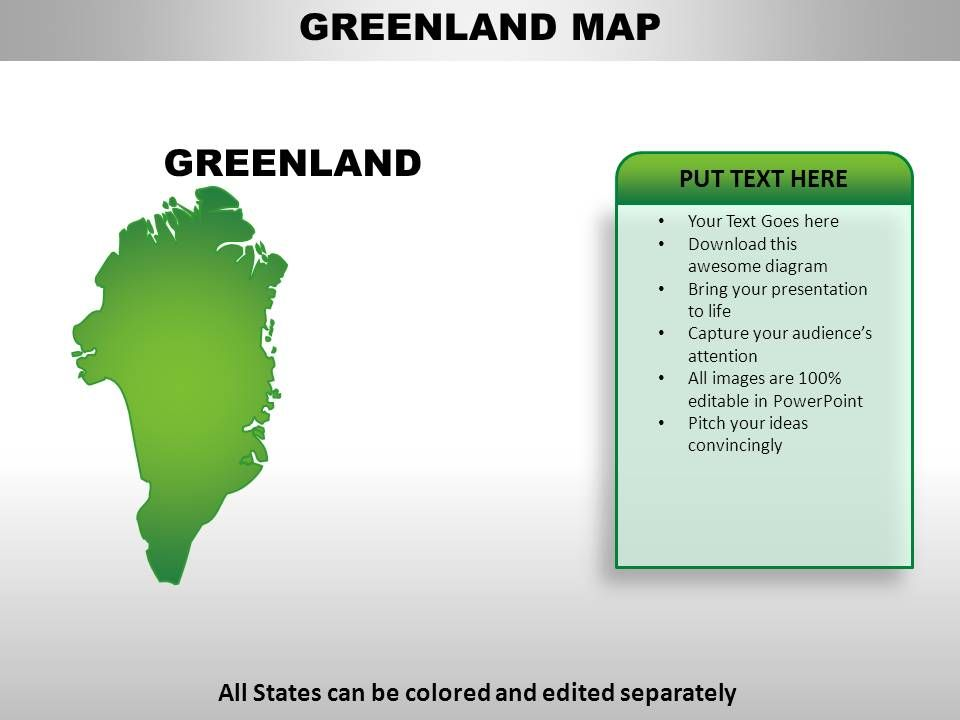 greenland_country_powerpoint_maps_Slide01