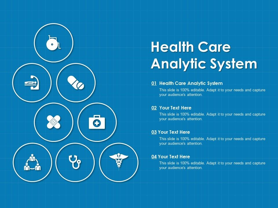 Health Care Analytic System Ppt Powerpoint Presentation Model Slide
