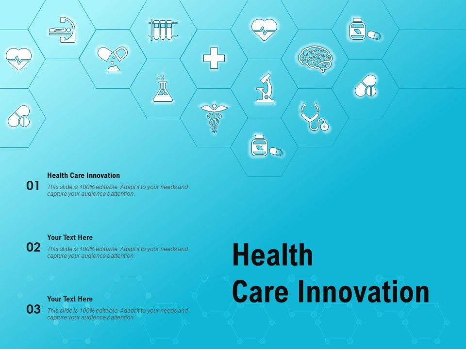 Health Care Innovation Ppt Powerpoint Presentation Infographics Tips