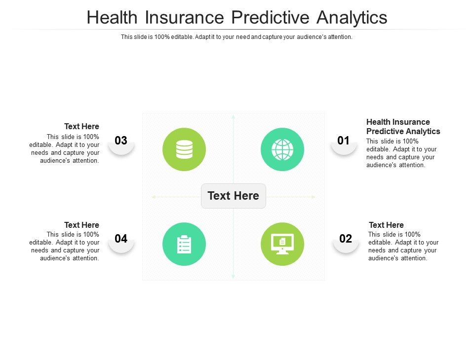 Health Insurance Predictive Analytics Ppt Powerpoint Presentation Show Ideas Cpb