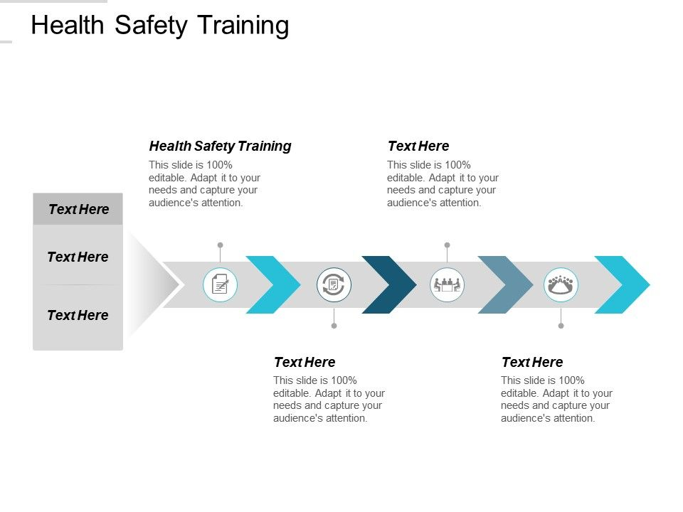 Health Safety Training Ppt Powerpoint Presentation Gallery