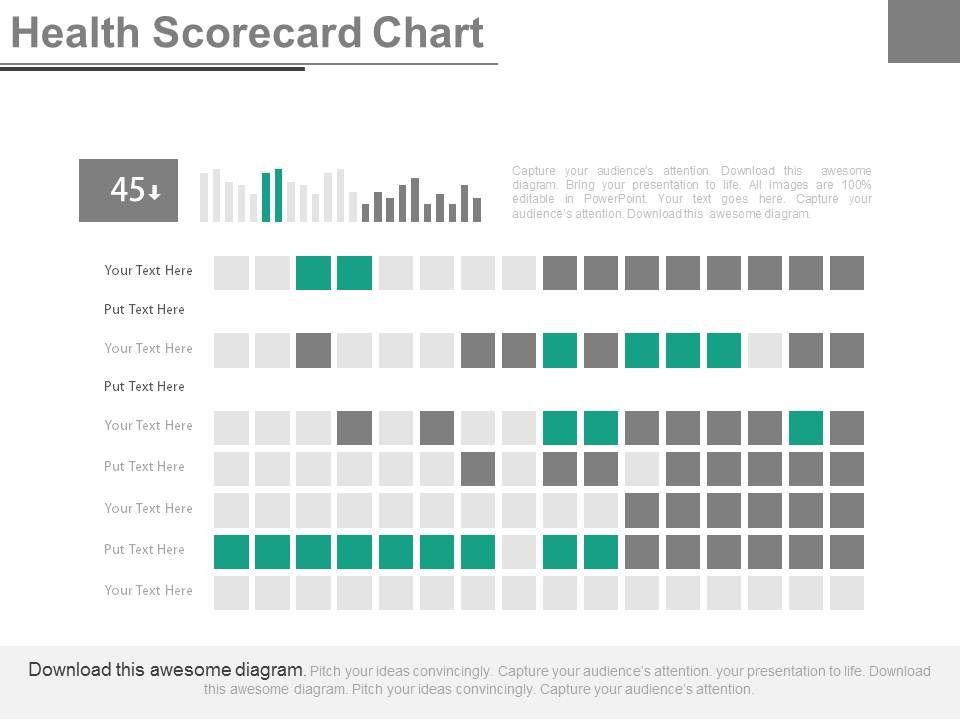health_scorecard_chart_ppt_slides_Slide01