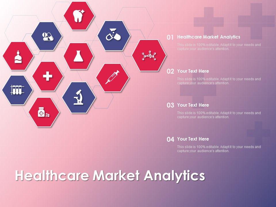 Healthcare Market Analytics Ppt Powerpoint Presentation Portfolio Grid